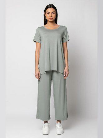 set-panteloni-me-t-shirt-chaki-light